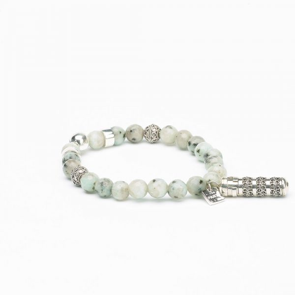 The Party Line Bracelet Amazonite